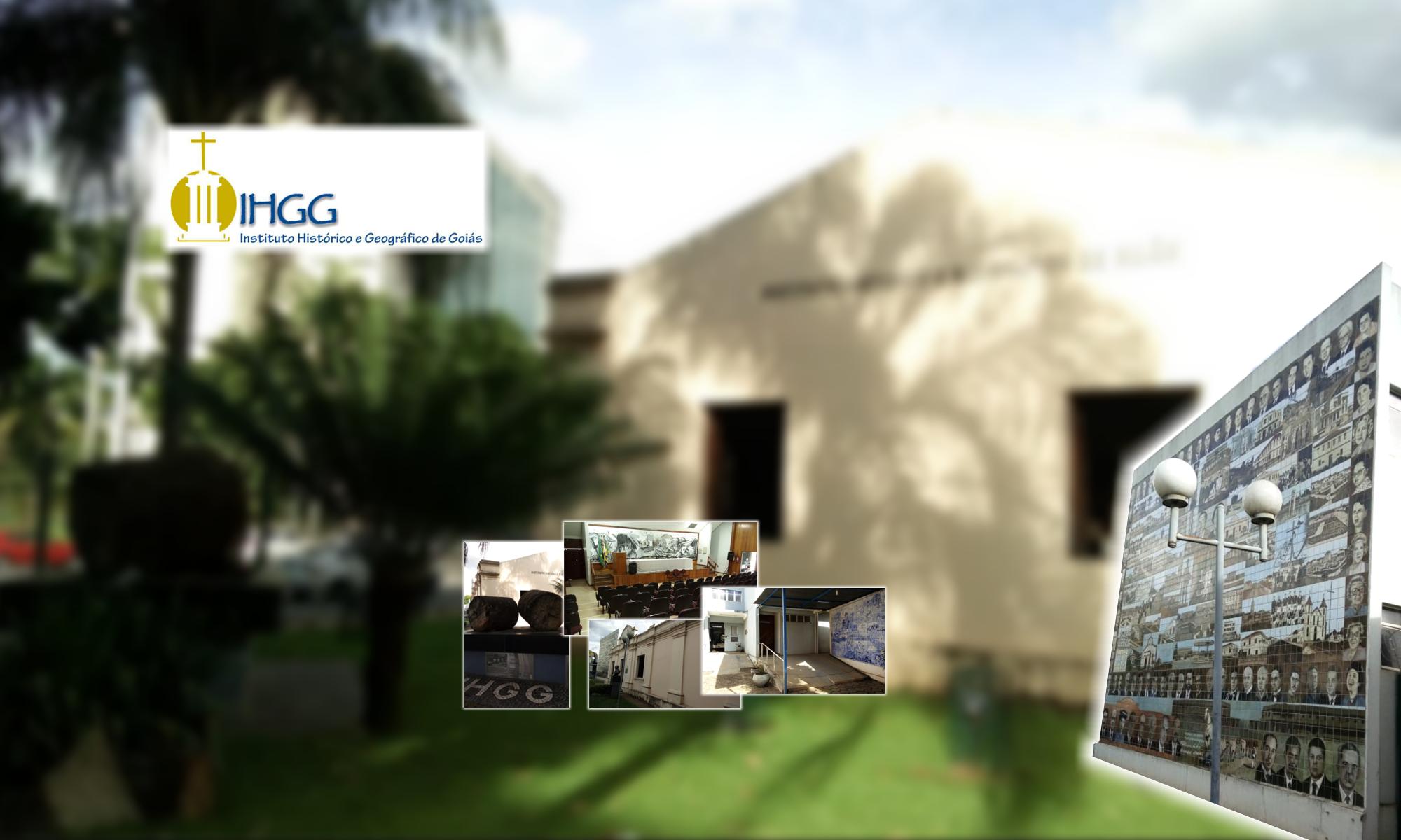 IHGG - Instituto Histórico e Geográfico de Goiás
